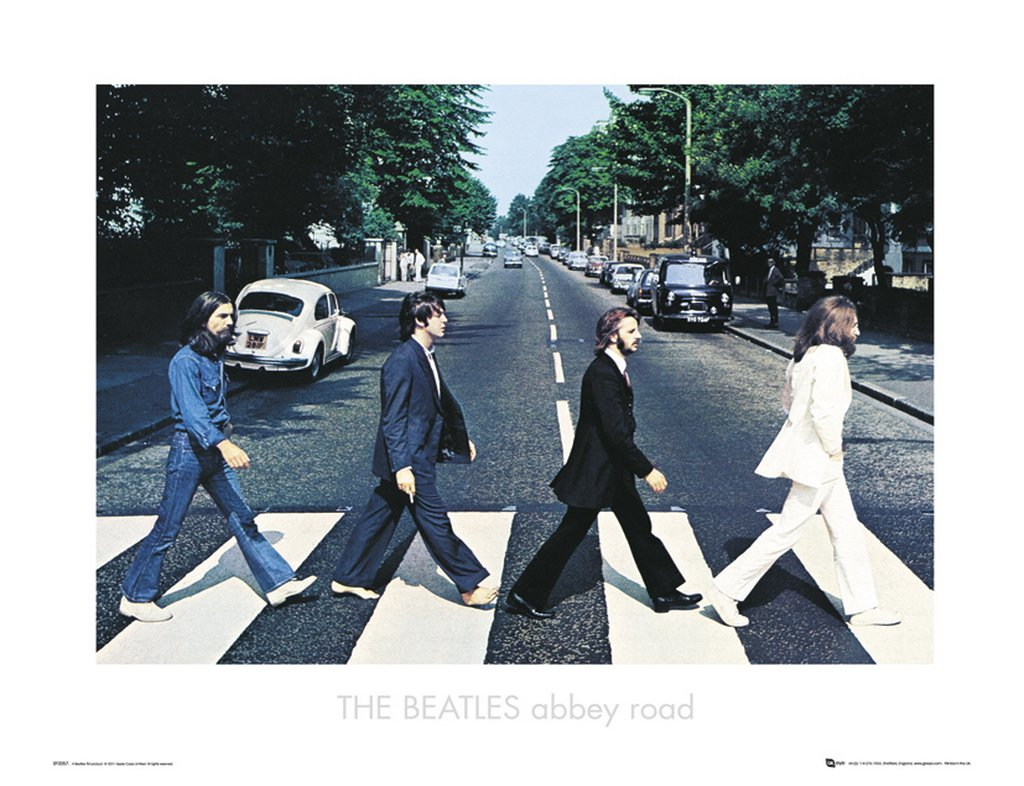 The Beatles Abbey Road Wallpaper Iphone Wallpaper Hd Co