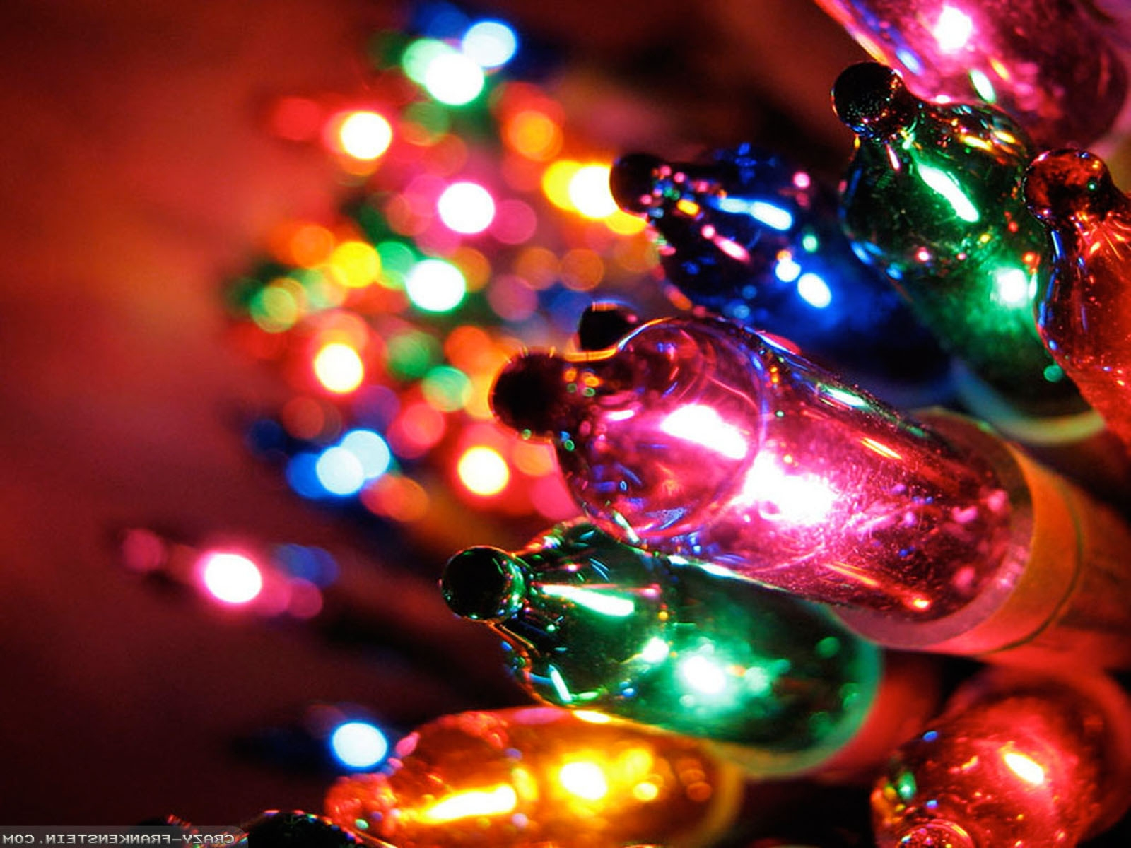 Christmas light wallpapers for desktop wallpapersafari - Desktop wallpaper 1600x1200 ...