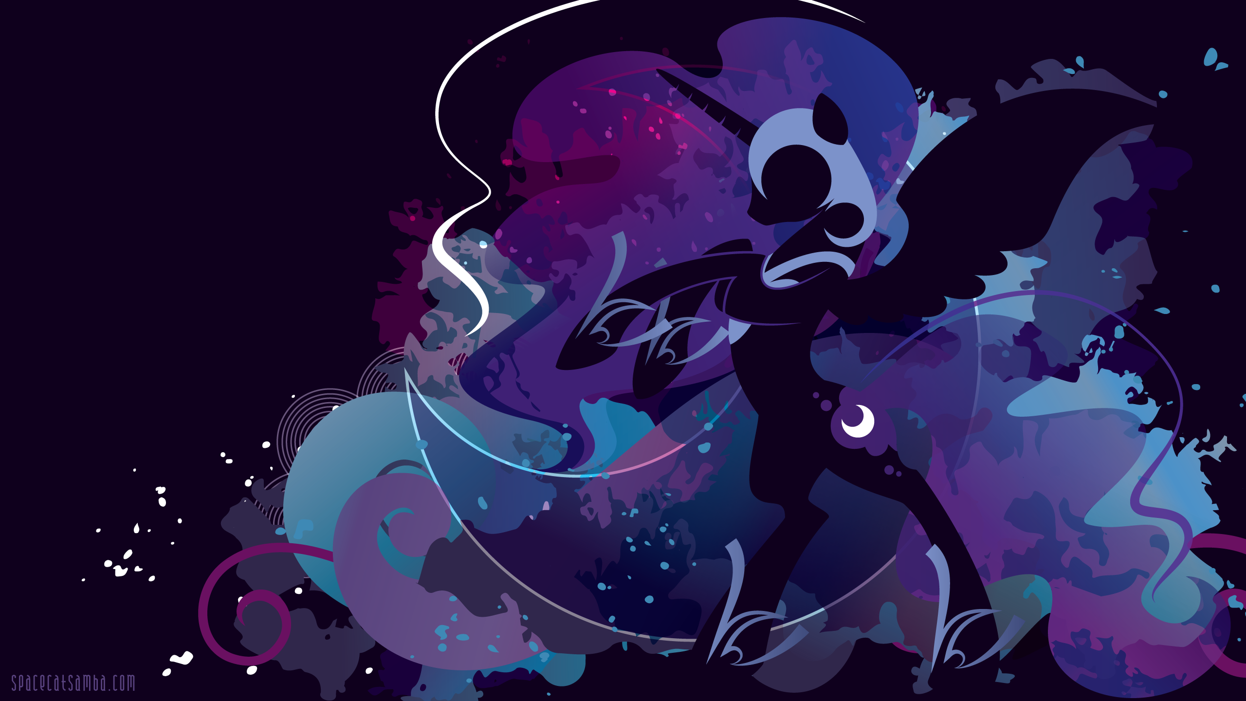 My Little Pony Nightmare Moon wallpaper   1079096 2560x1440