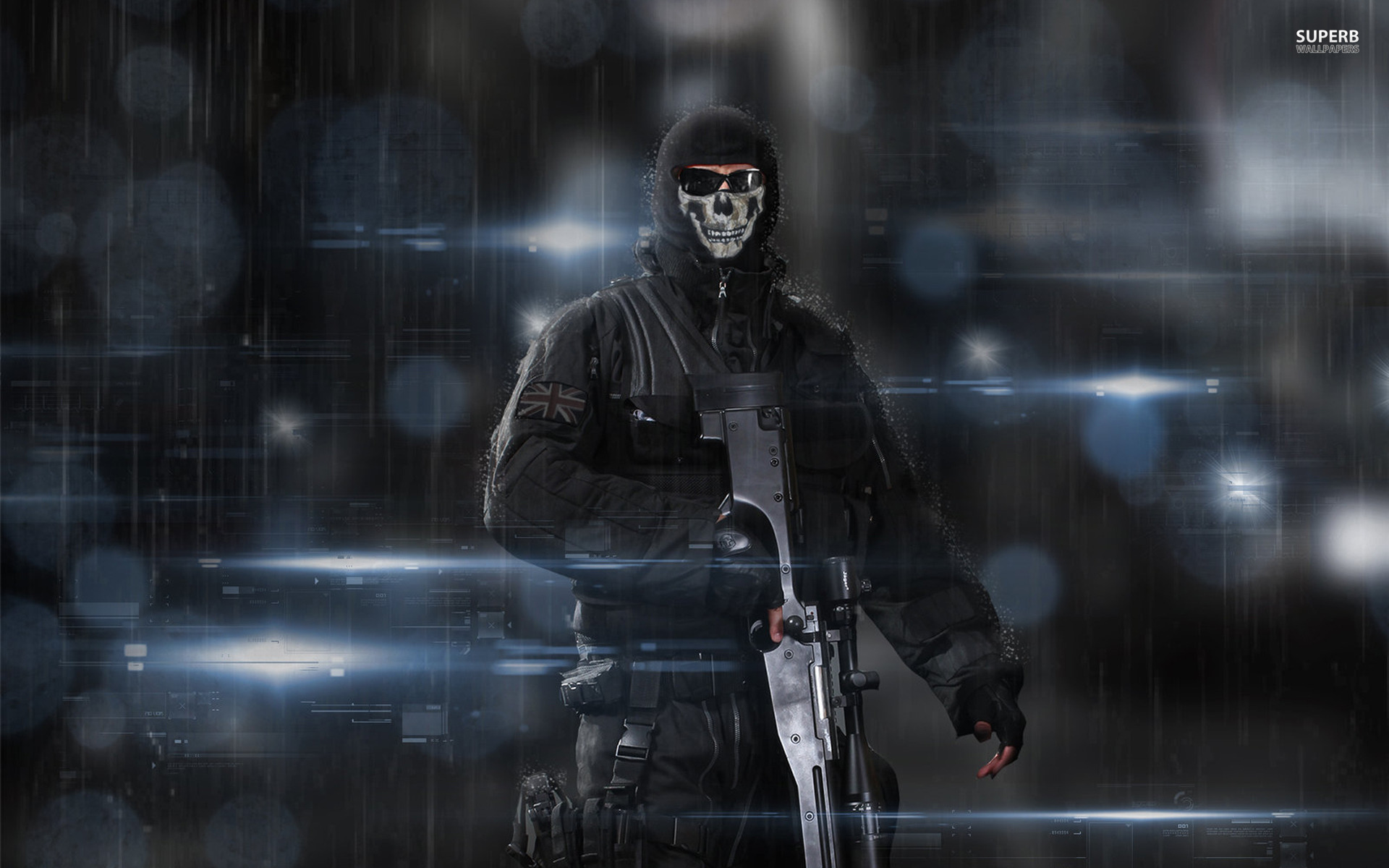 call of duty the ghost wallpapers and images   wallpapers pictures 1920x1200