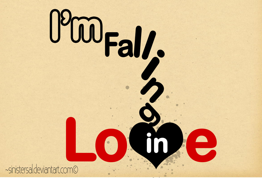 Wallpaper Fall In Love cartoon : Fall In Love Wallpapers - WallpaperSafari