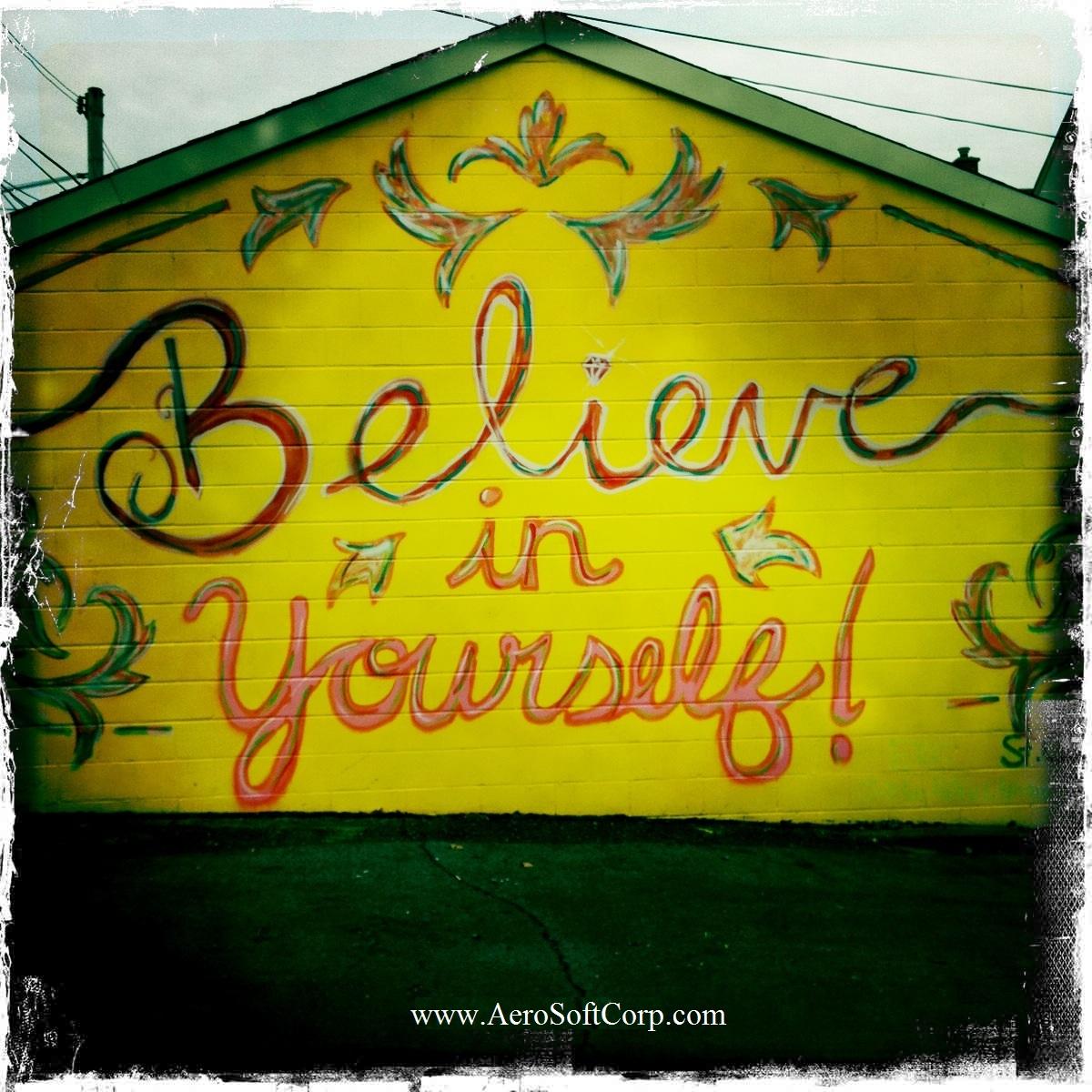 Positive Thinking Wallpaper