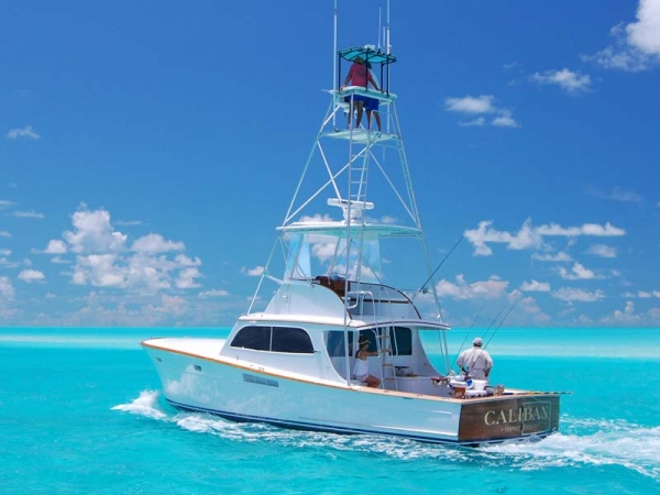 Favorite Offshore Sport Fishing Boats   Wide Open Spaces 600x450