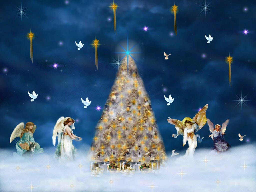 Bards and Tales legend of Christmas Angels 1024x768