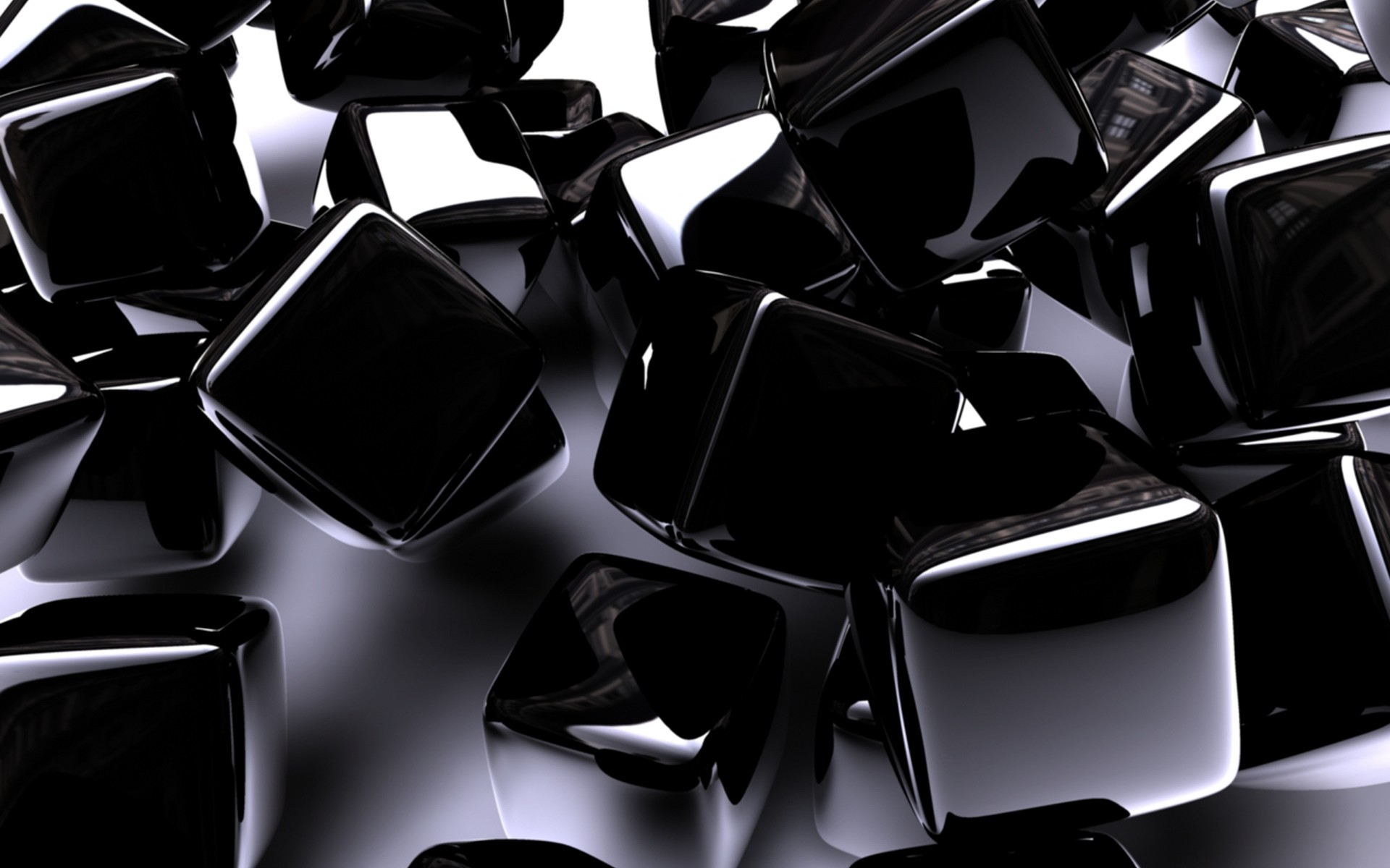 Cool white and black background - Black Chrome Wallpaper Wallpapersafari
