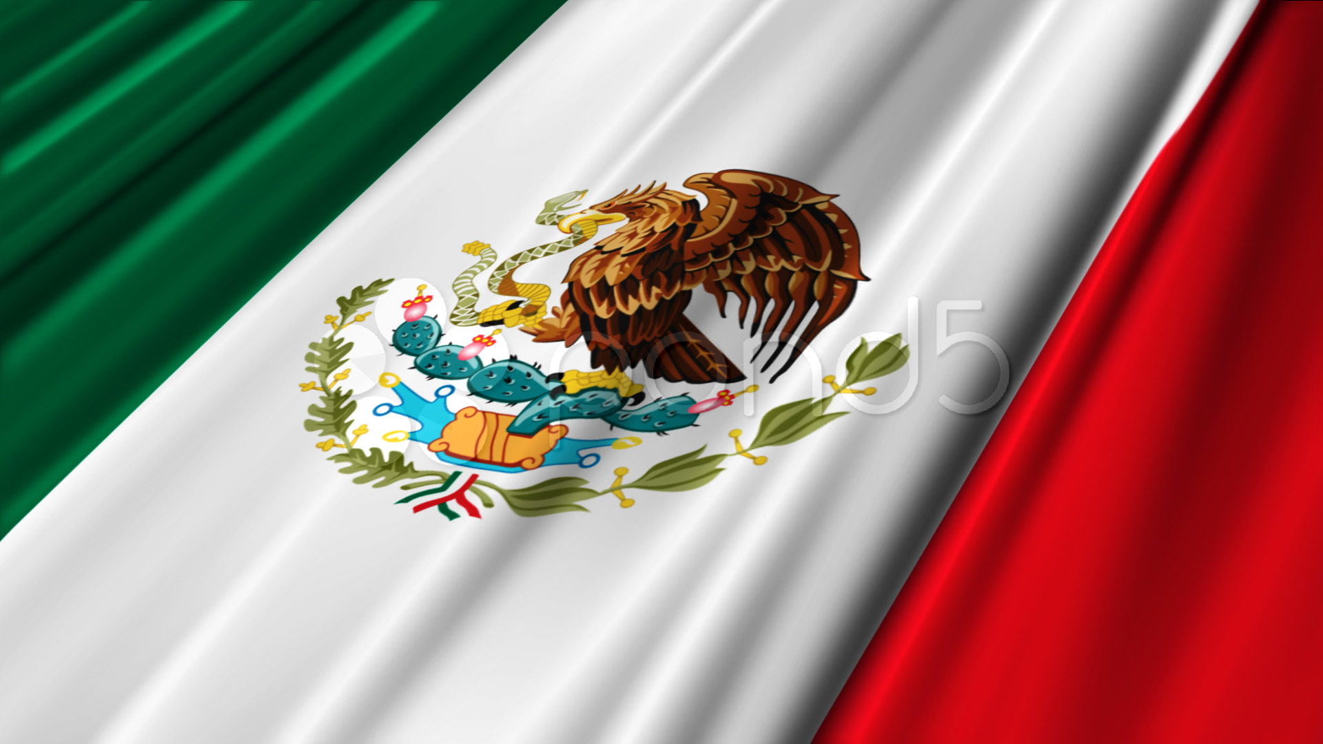 Mexico Flag Wallpaper Desktop - WallpaperSafari