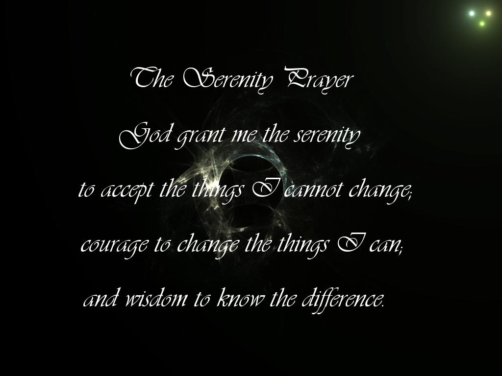 Serenity Prayer 1024x768