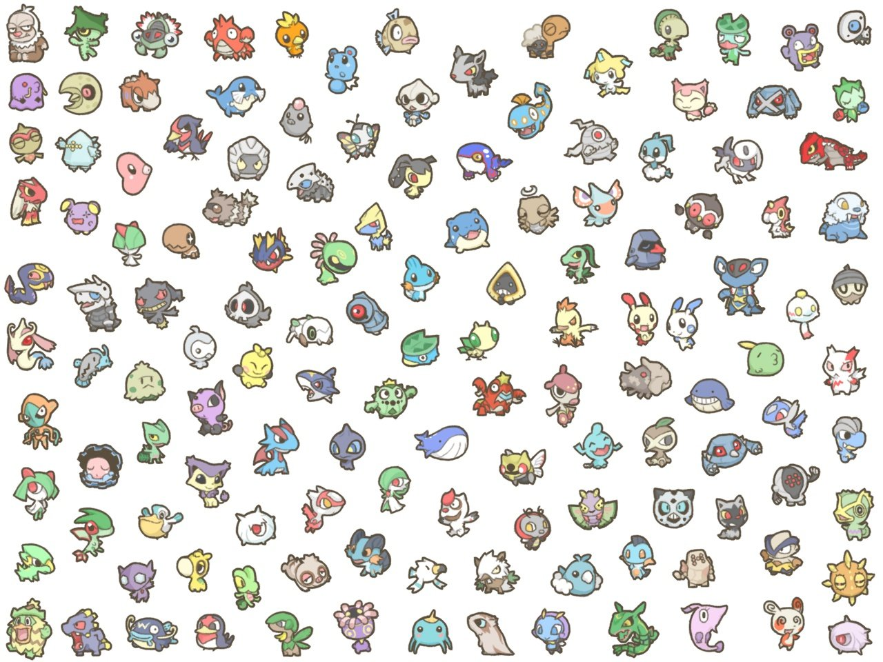 Pokedex O the tales we tell 1280x960