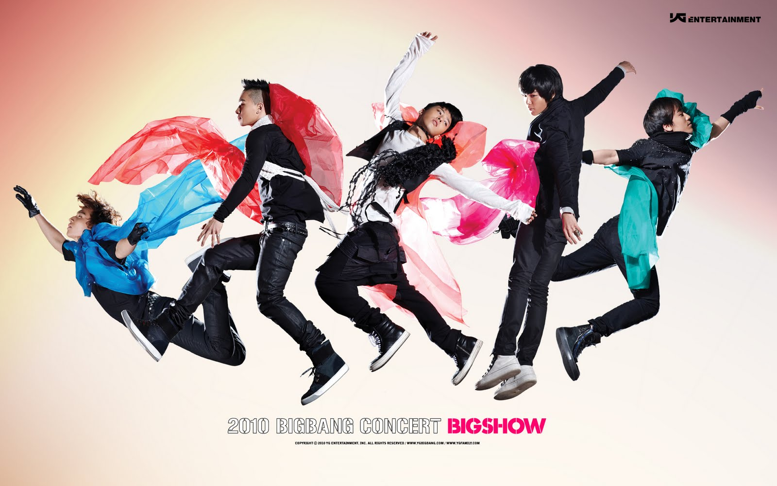 Big Bang wallpaper   kpop 4ever Wallpaper 32174930 1600x1000