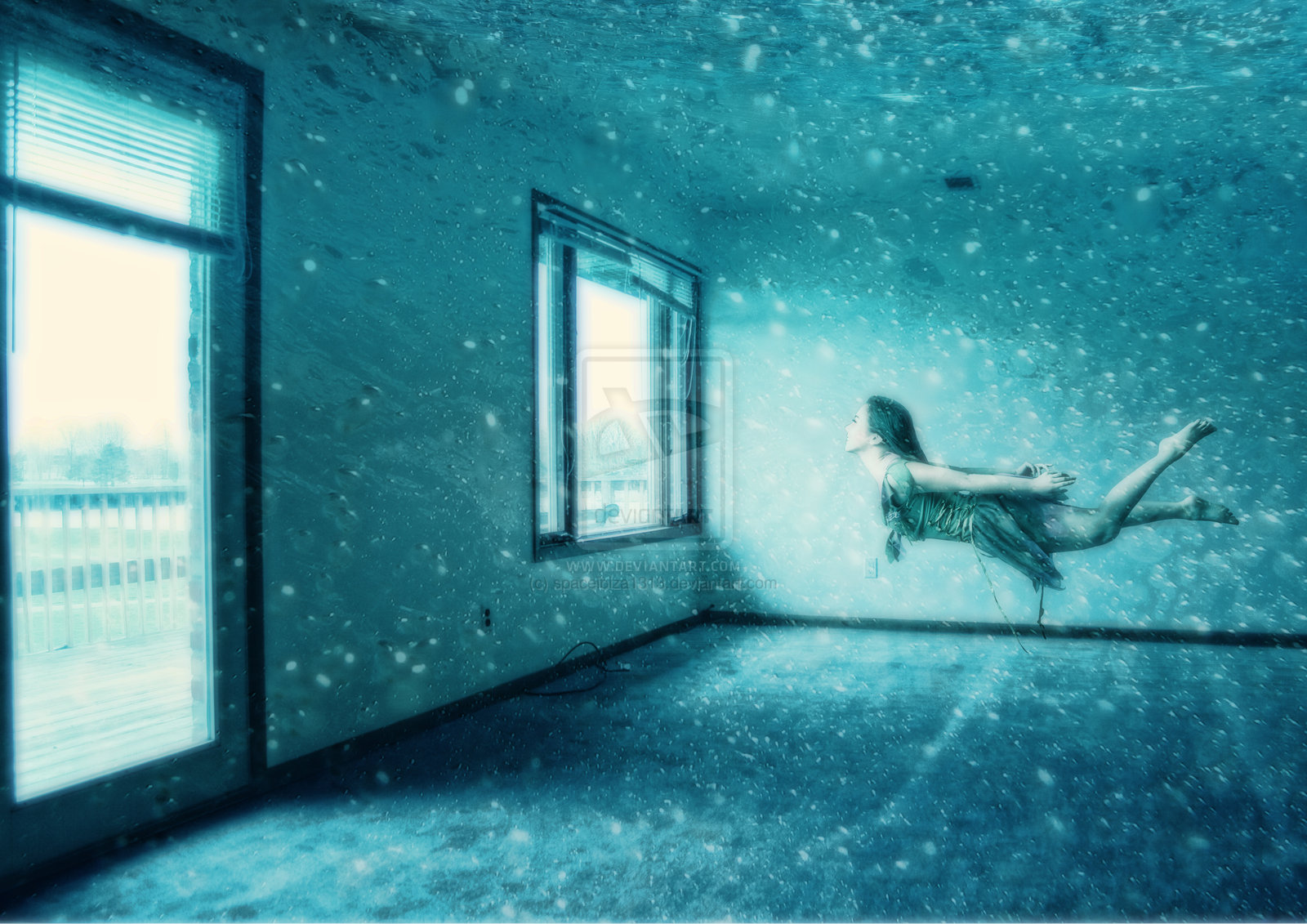 wallpaper water girl 04 by spaceibiza1313 1600x1131
