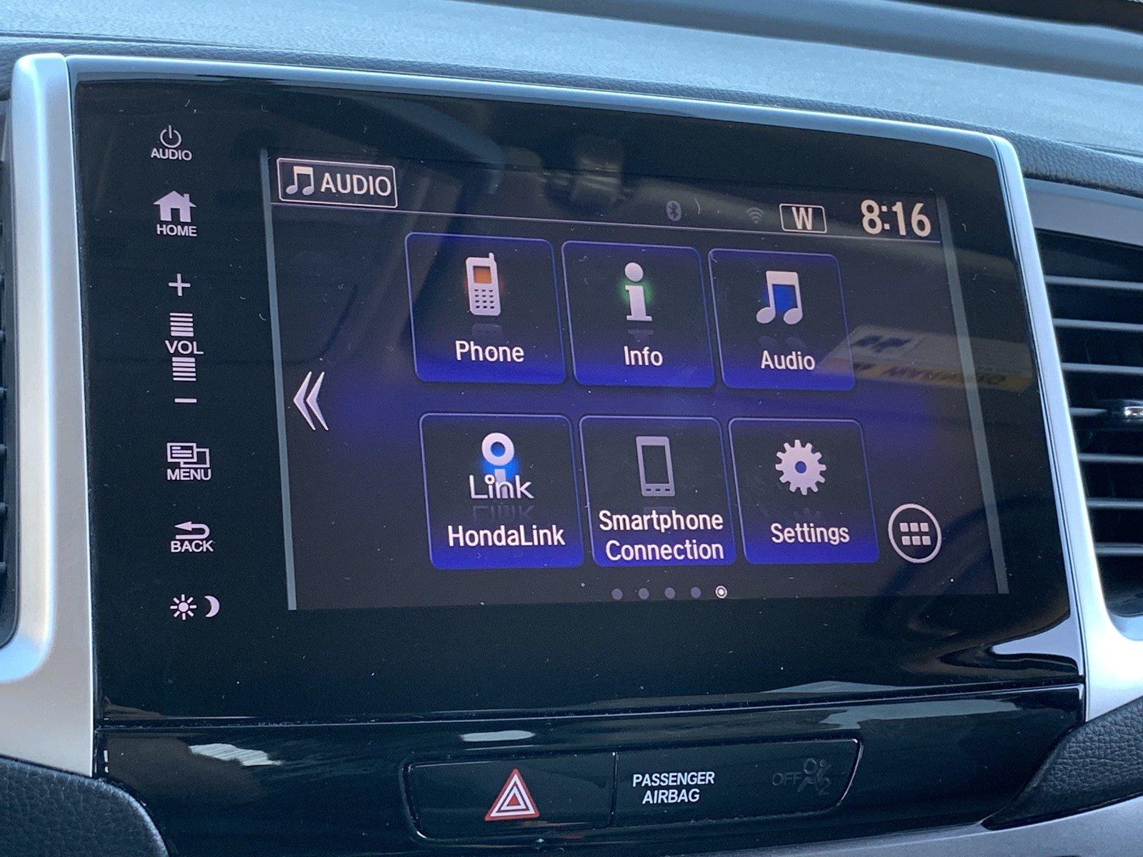 Pre Owned 2017 Honda Pilot EX Sport Utility in Scottsdale 1600x1200