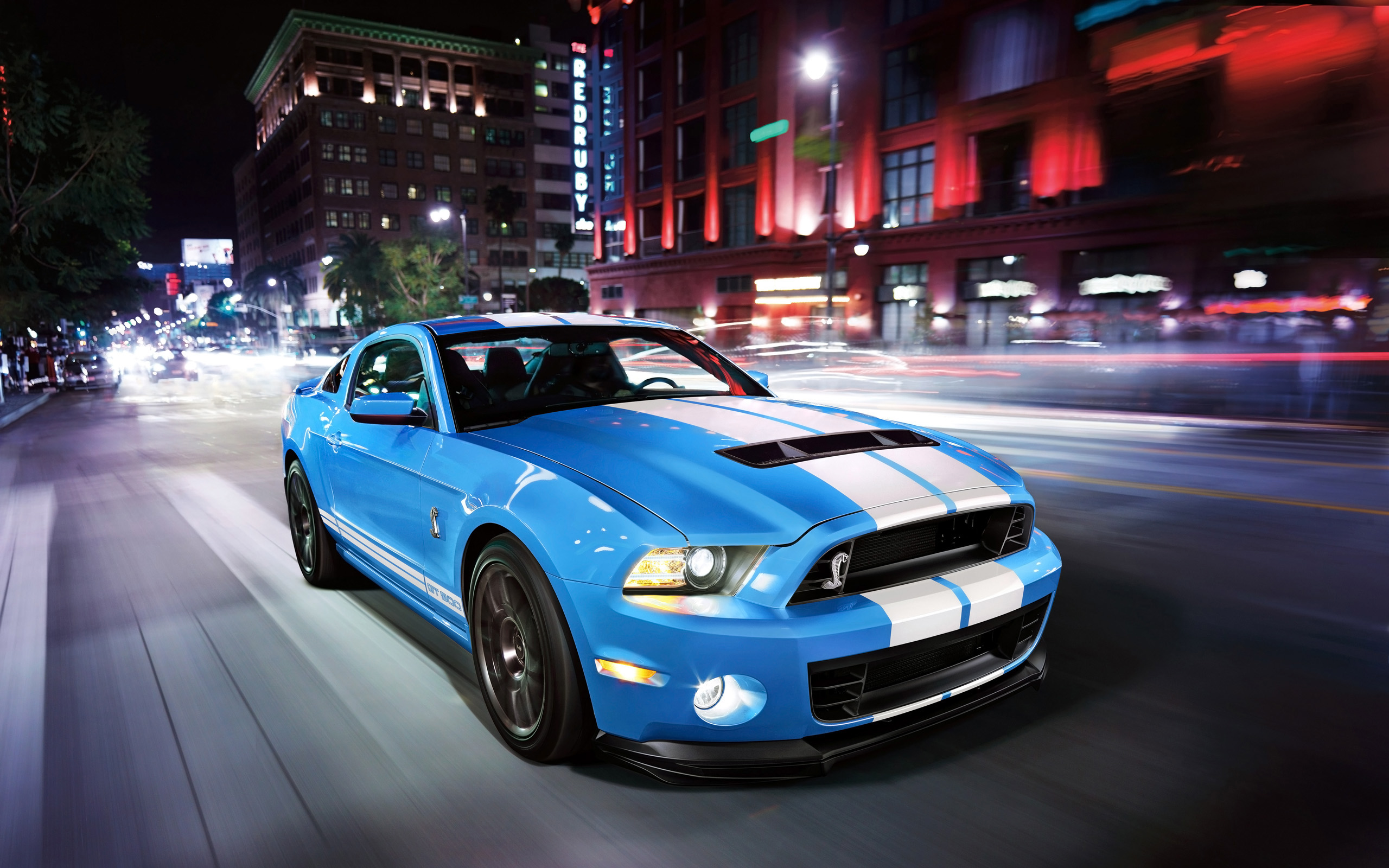 Ford Shelby GT500 2014 Wallpapers HD Wallpapers 2560x1600