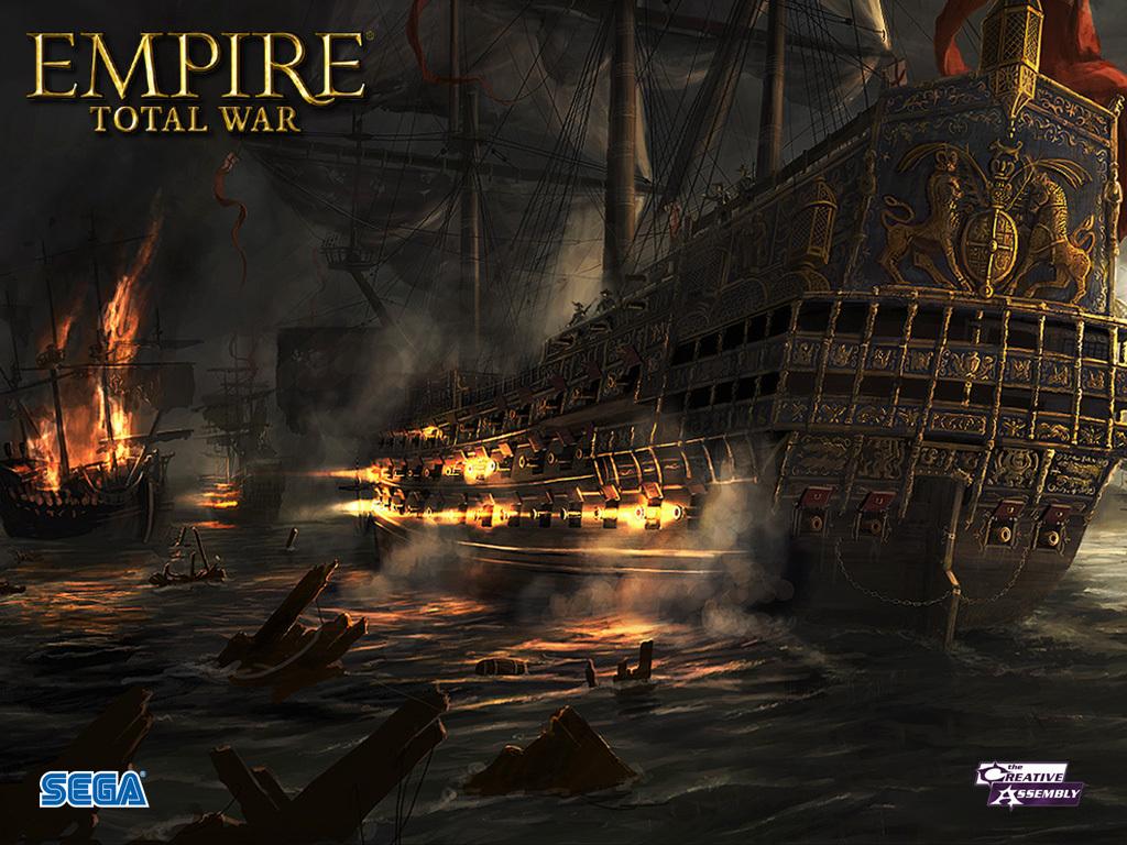 Screenshoturi Empire Total War wallpapers pack 1024x768