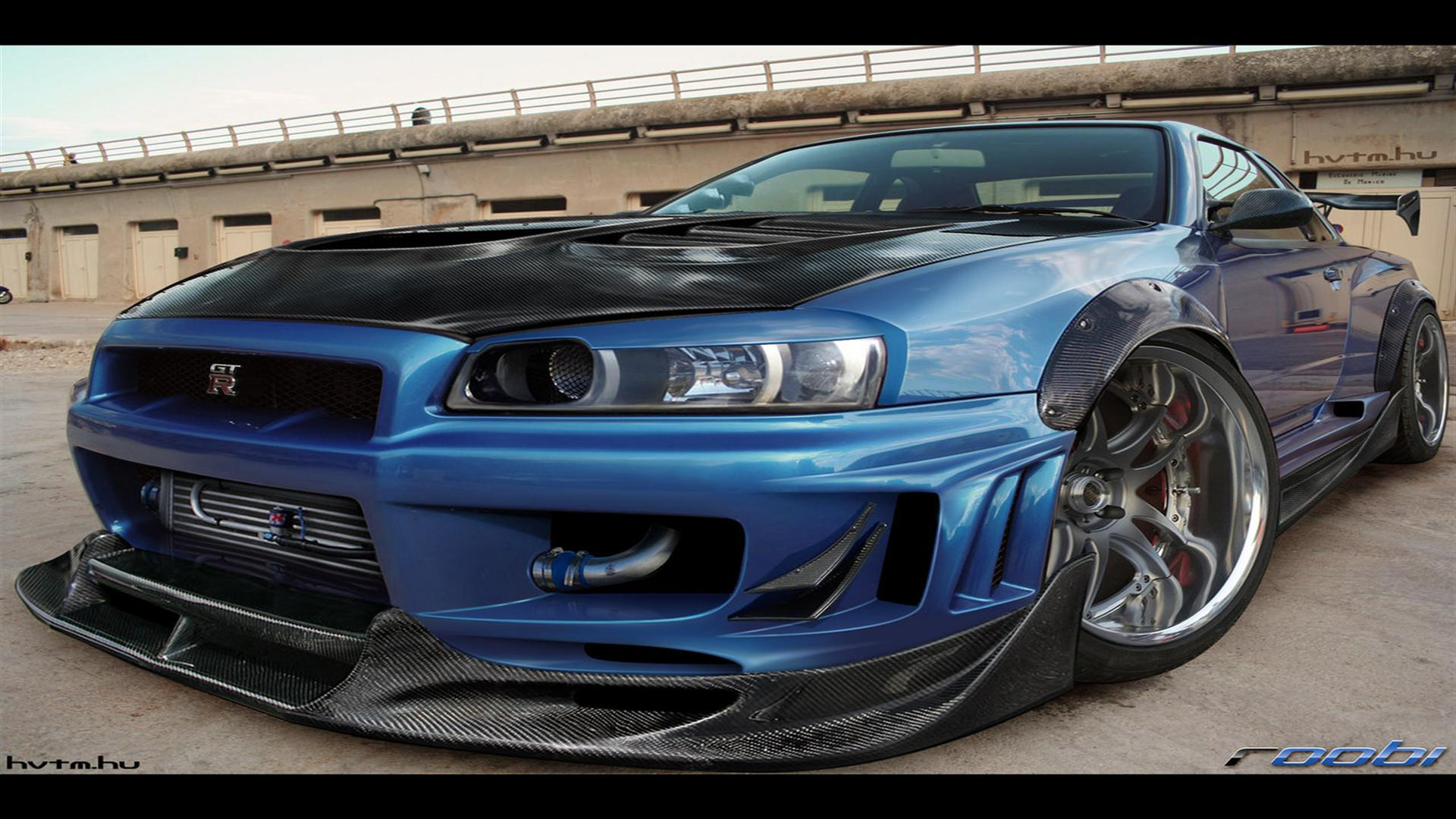 nissan skyline r35 hd wallpapers 1080p cars 1920x1080
