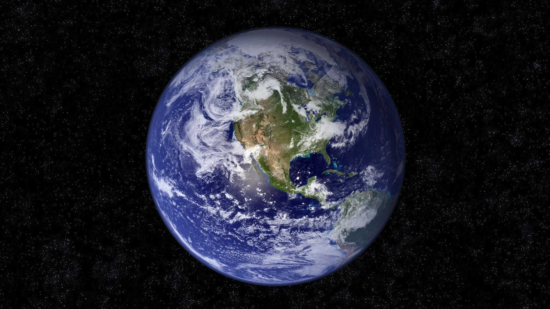 space wallpapers Earth form Space Nort America   FullHD 1920x1080 1920x1080