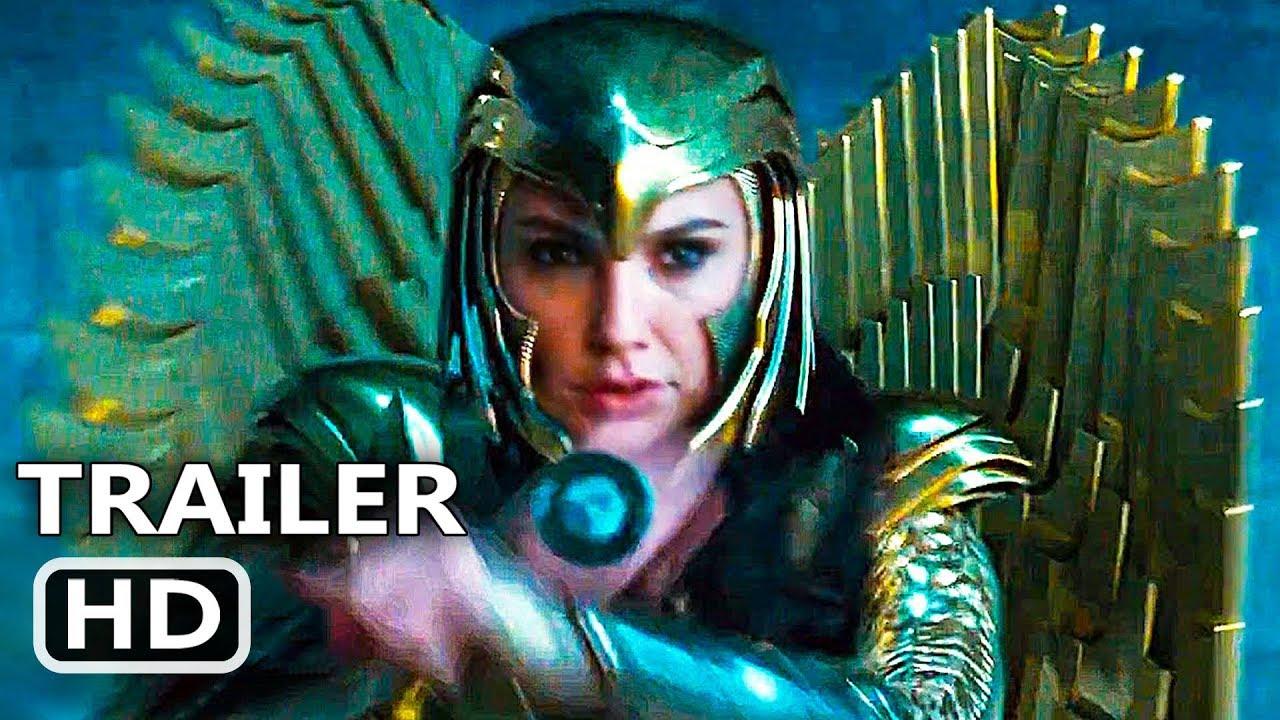 WONDER WOMAN 2 Official Trailer NEW 2020 Gal Gadot Wonder Woman 1280x720