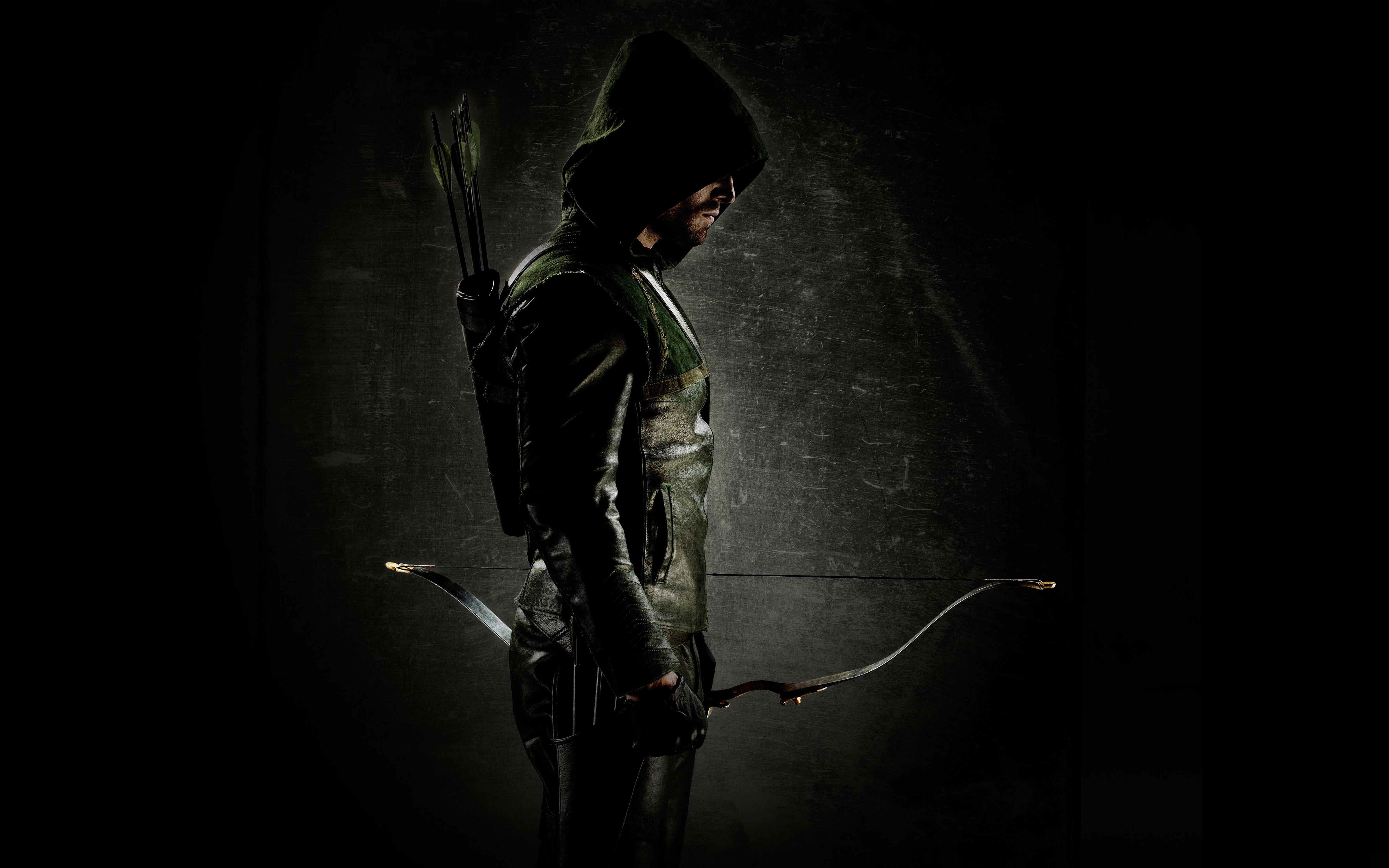 Green Arrow Wallpapers HD Wallpapers 4800x3000