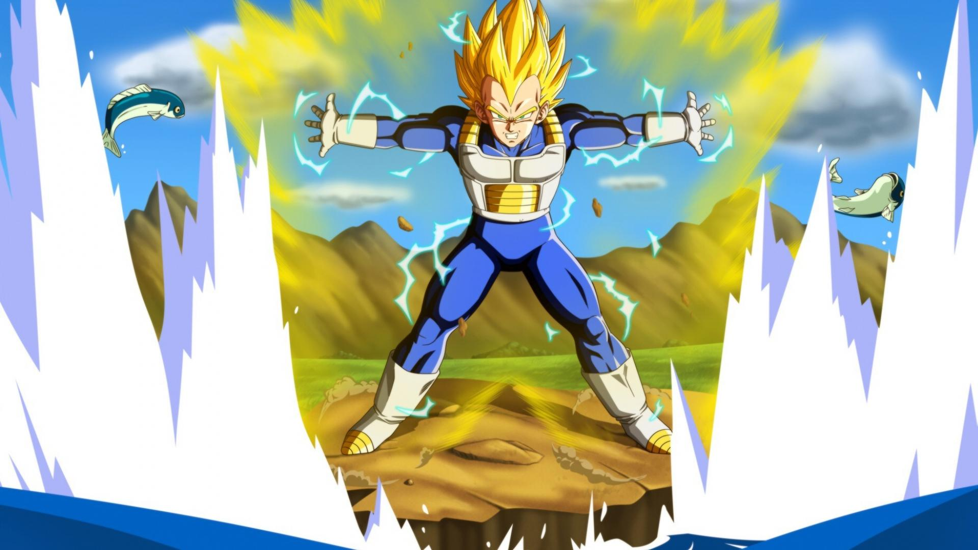 Vegeta iPhone Wallpaper - WallpaperSafari