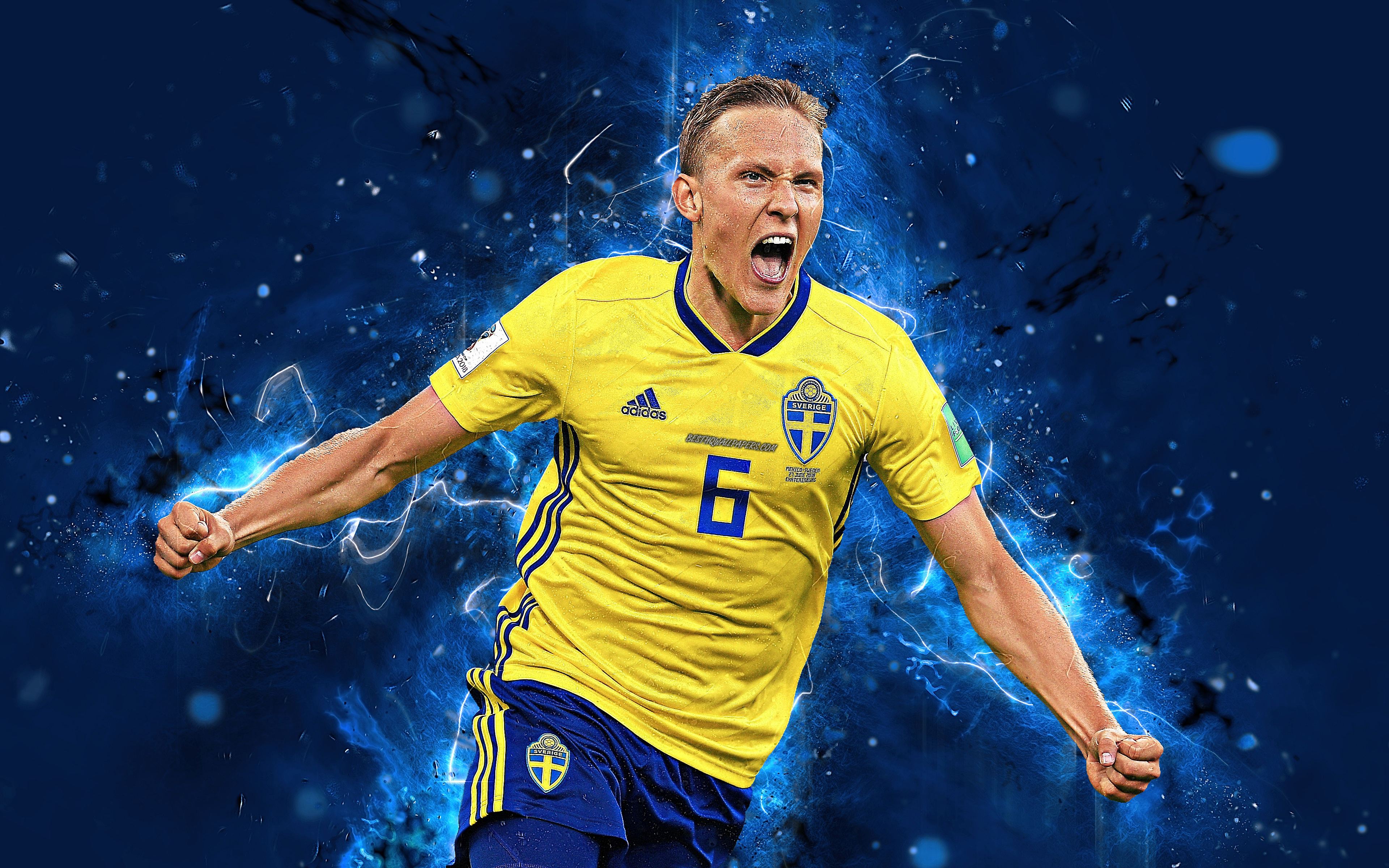 [17+] Sweden National Football Team Wallpapers On