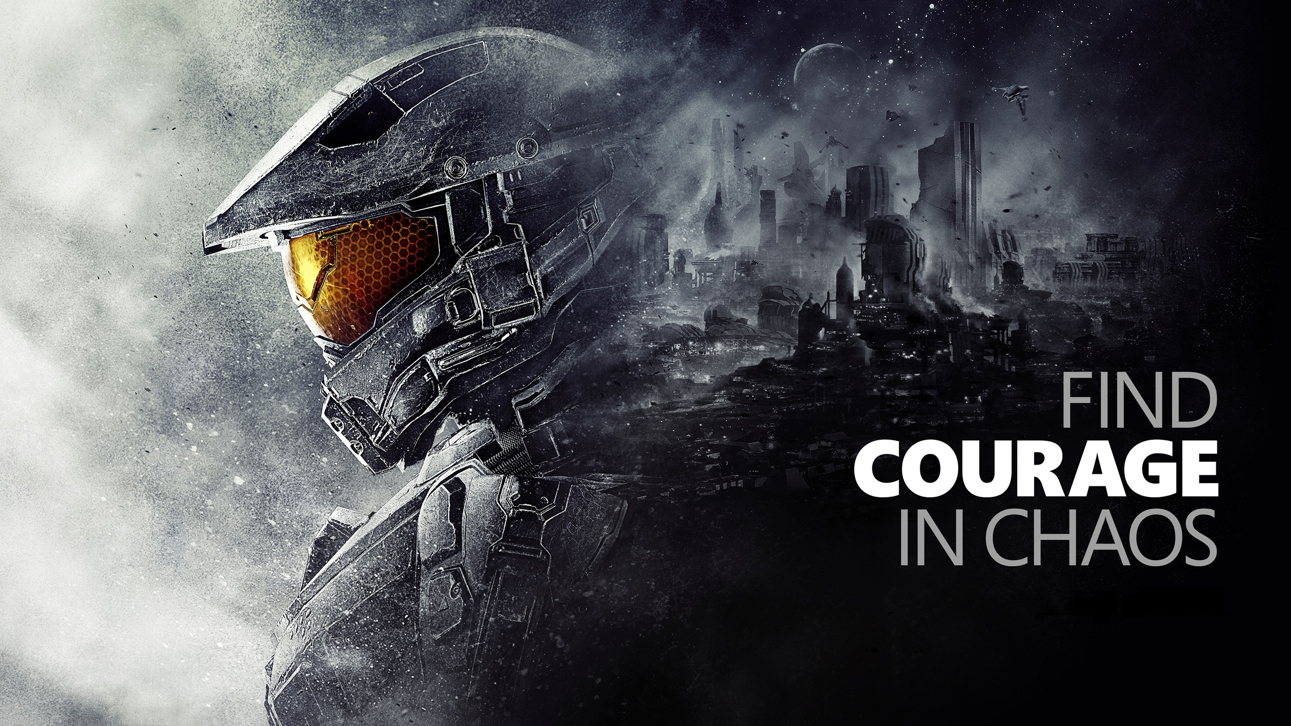 Find Courage Halo 5 Guardians wallpaper Best HD Wallpapers 2560x1440