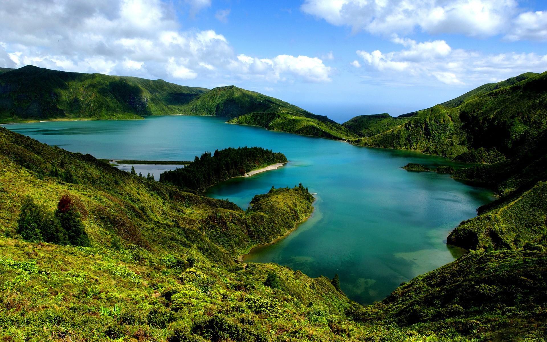 Download sao miguel island azores hd wallpaperjpg 1920x1200