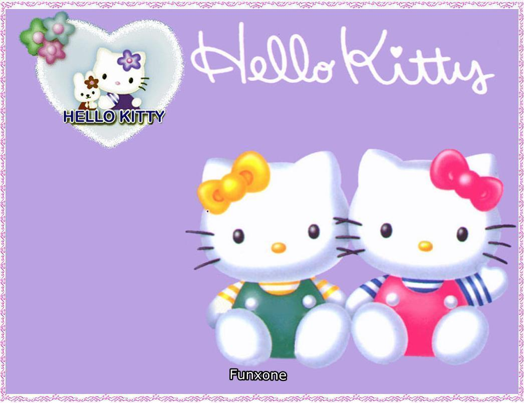 Cute Hello Kitty Backgrounds 1046x804