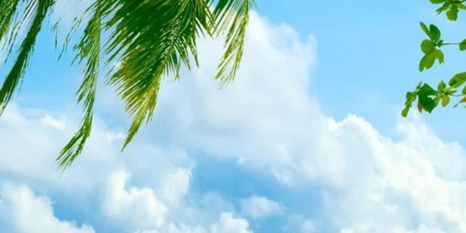 Exotic beach resort   Best htc one wallpapers and easy to 660x330