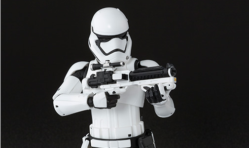 Awakens First Order Stormtrooper ARTFX Statue First Edition 2 Pack 505x300