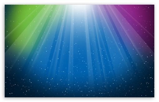 Aurora Burst Blue Green Purple Colorful HD wallpaper for Standard 43 510x330