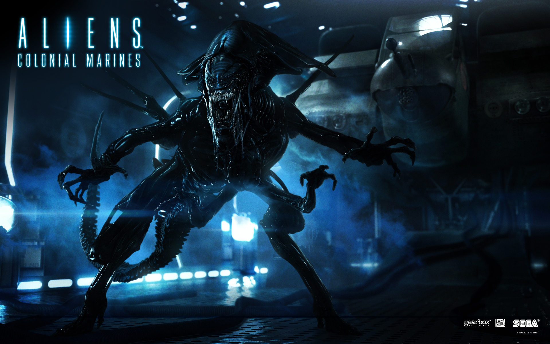 Aliens Colonial Marines 2013 Game Wallpapers HD Wallpapers 1920x1200