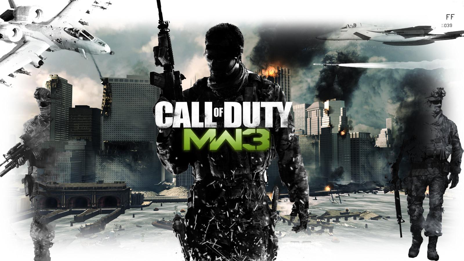 Call Of Duty Modern Warfare 3 4k Wallpaper The Best Hd Wallpaper