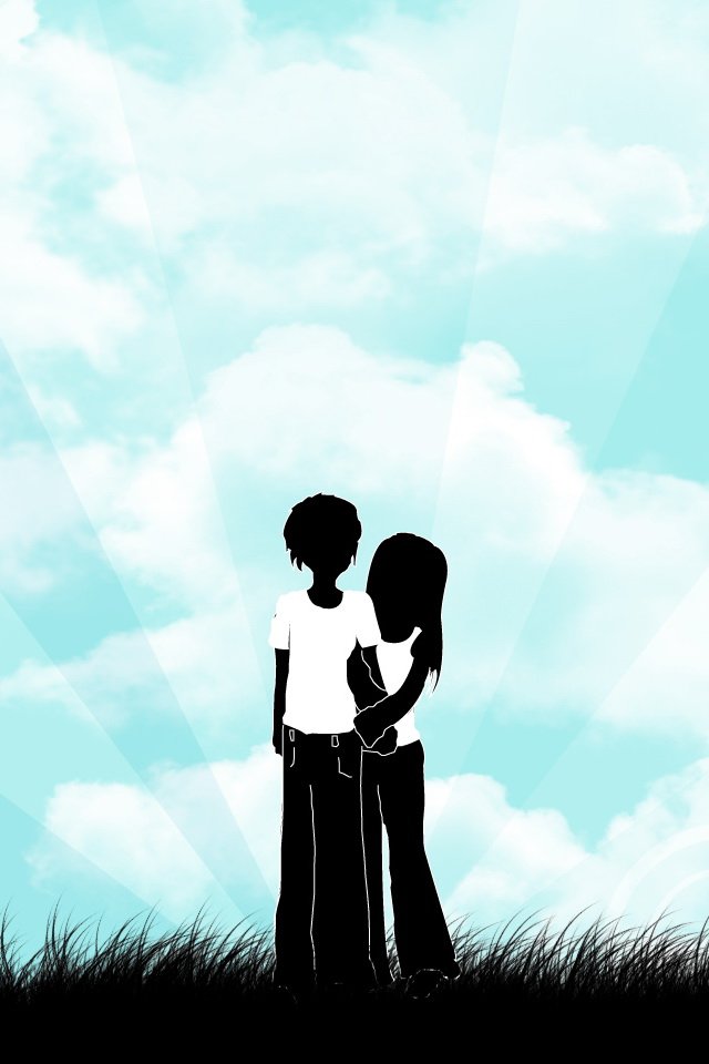 Love Wallpaper For Iphone 4s : couples iPhone Wallpapers - WallpaperSafari