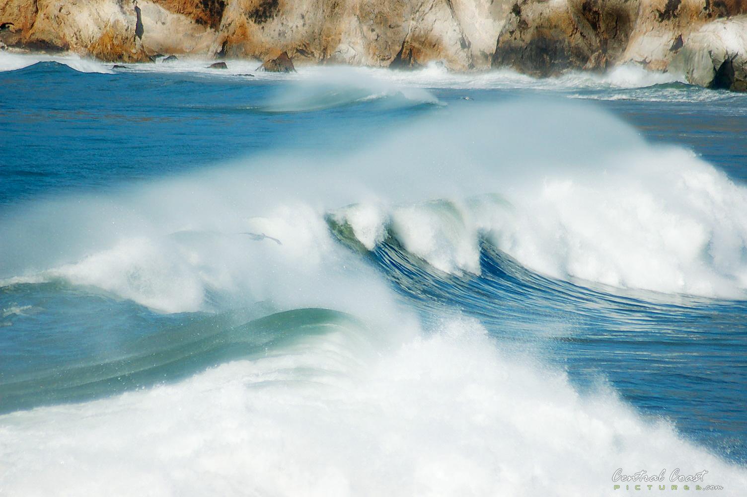 Beach Waves Desktop Backgrounds wallpaper Beach Waves Desktop 1504x1000