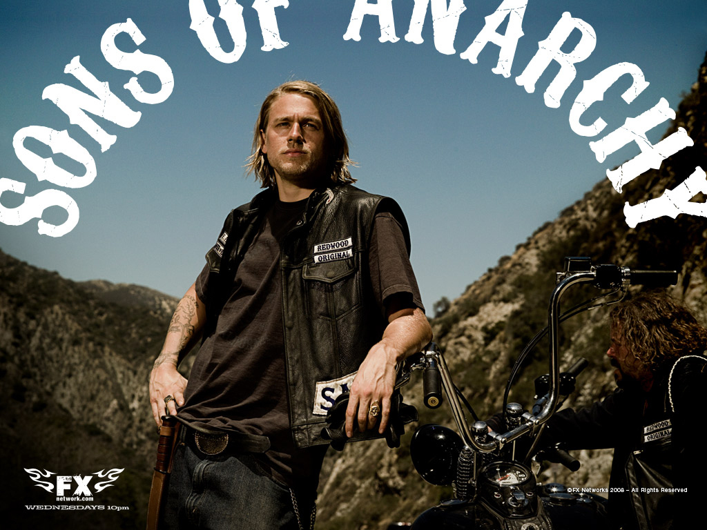 Free Download Charlie Hunnam Sons Of Anarchy Wallpaper Jax
