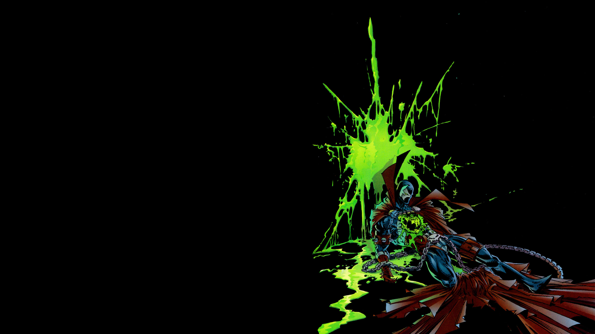 Spawn Wallpaper HD 1920x1080 - WallpaperSafari