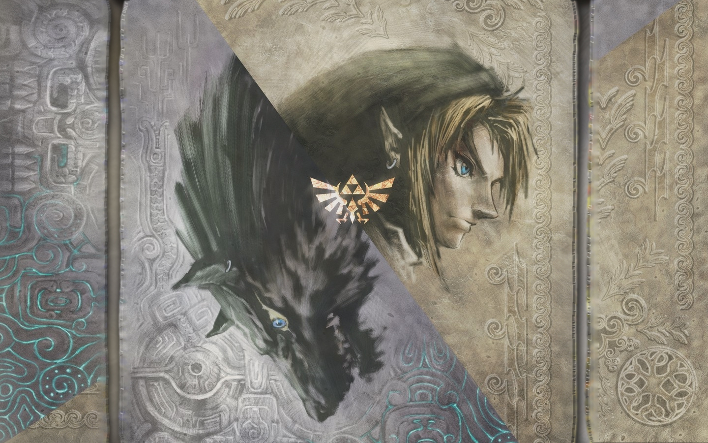Twilight Princess Wallpaper by Joebot Recreation 1440x900