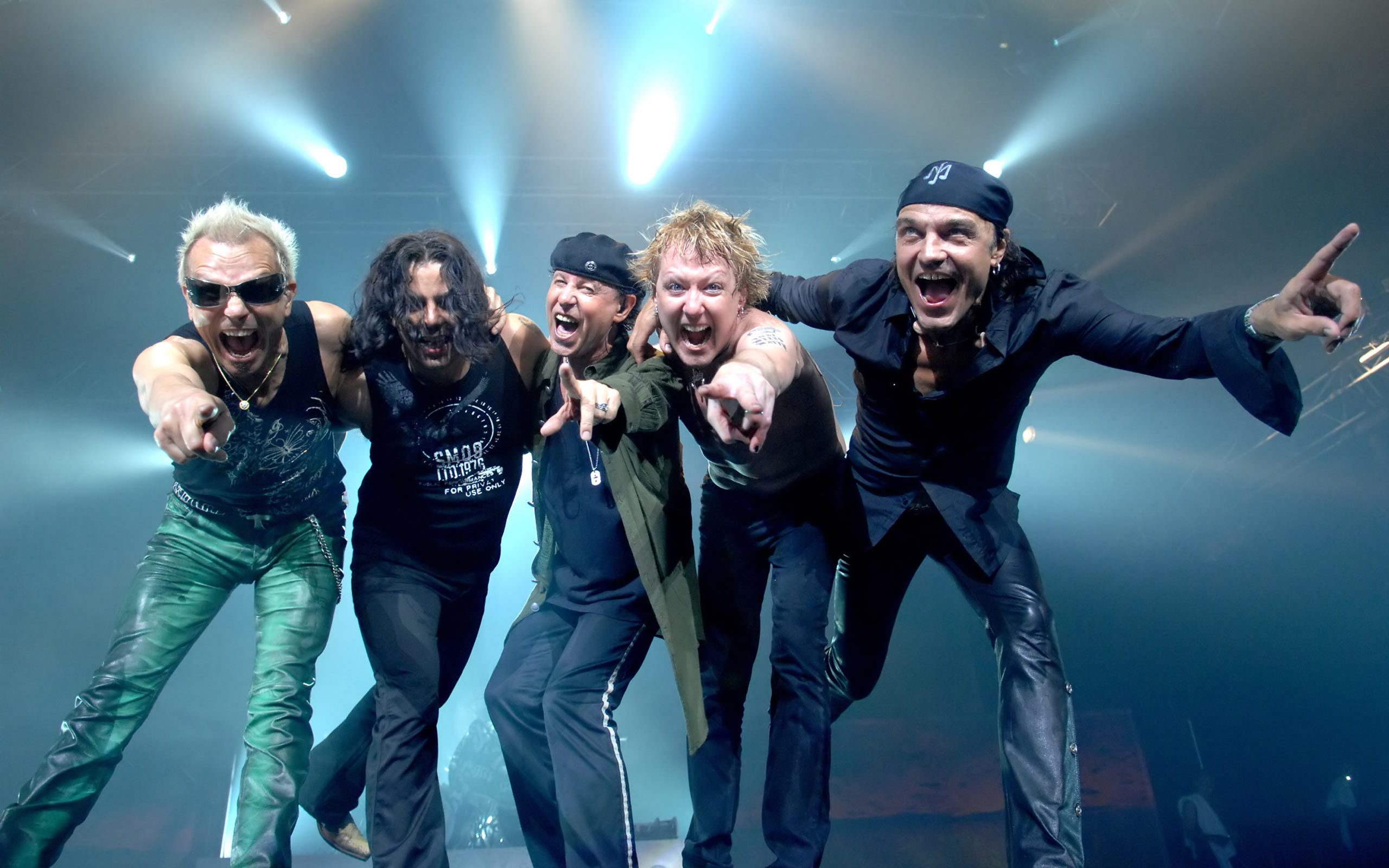 Scorpions band heavy metal hard rock band from Hannover Germany High 2560x1600