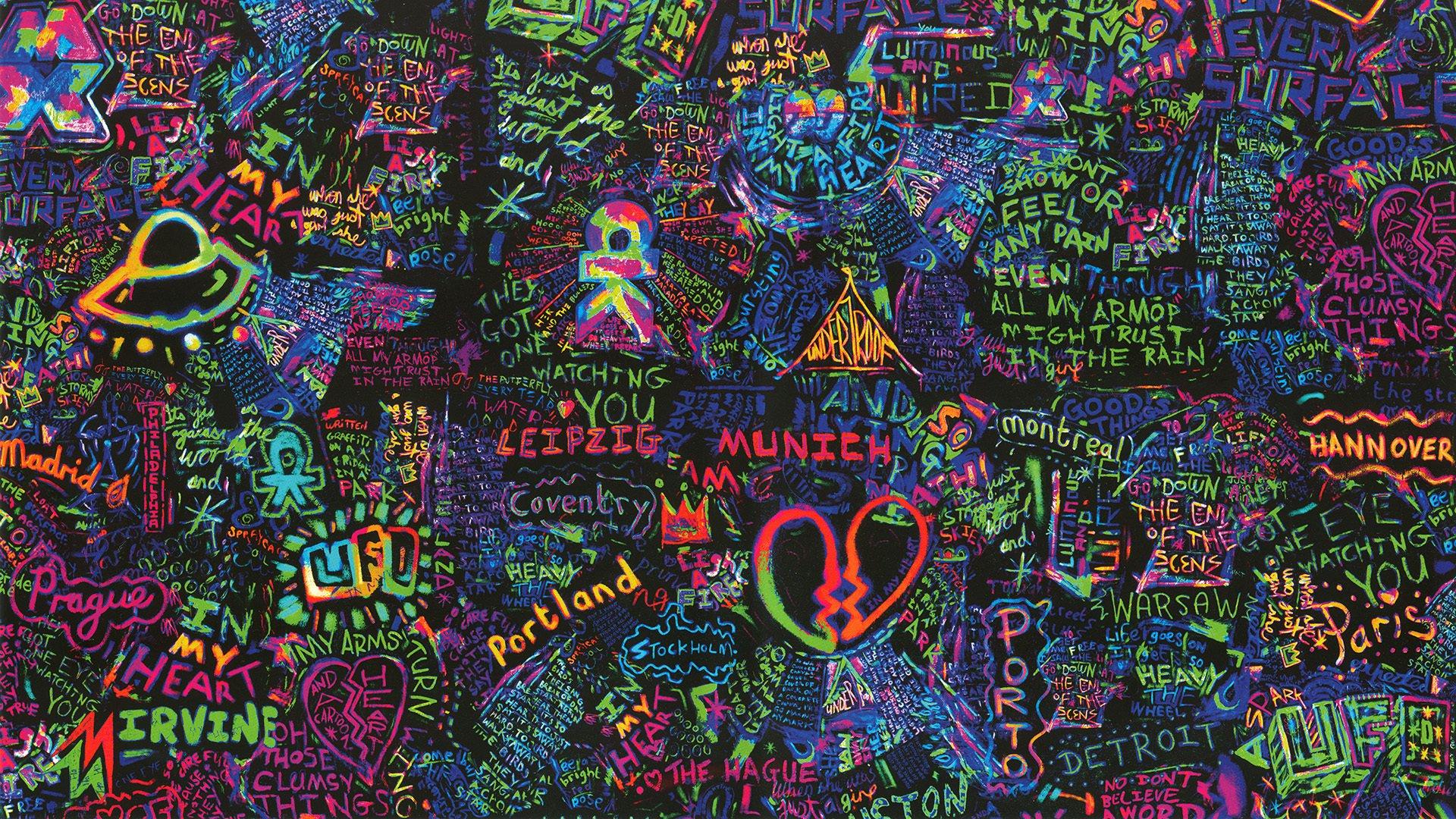 50+ Coldplay Ghost Stories Wallpaper on WallpaperSafari