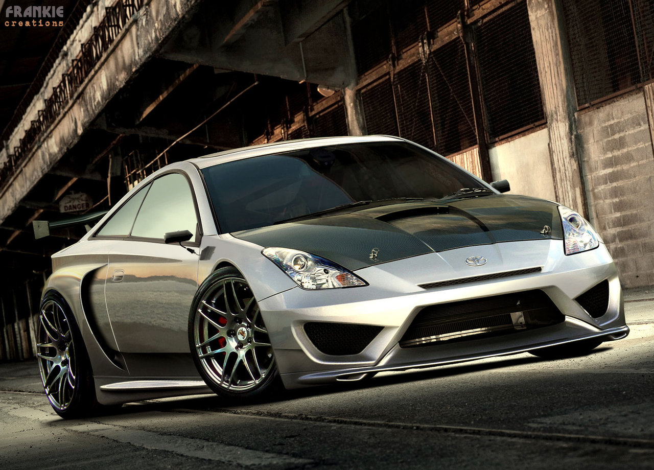 Gallery For gt Modified Toyota Celica 1280x920