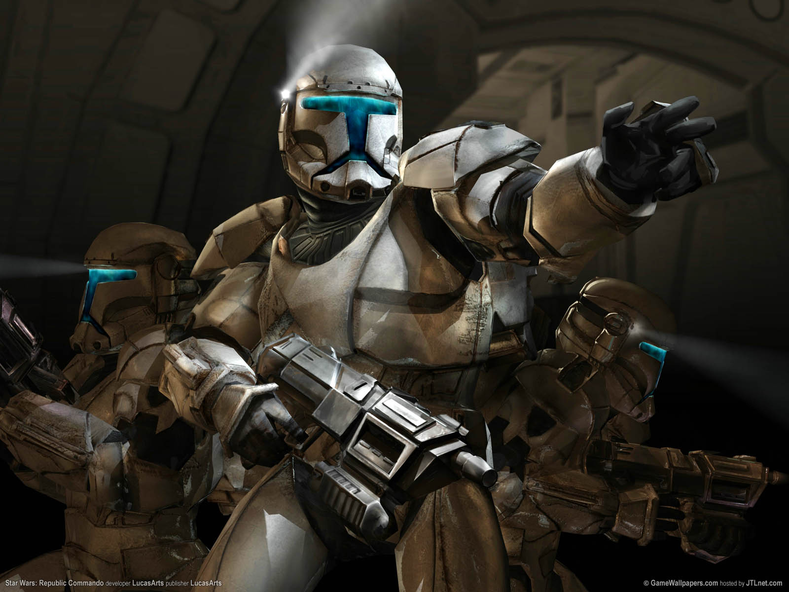 Star Wars Republic Commando wallpapers HD Wallpapers High 1600x1200