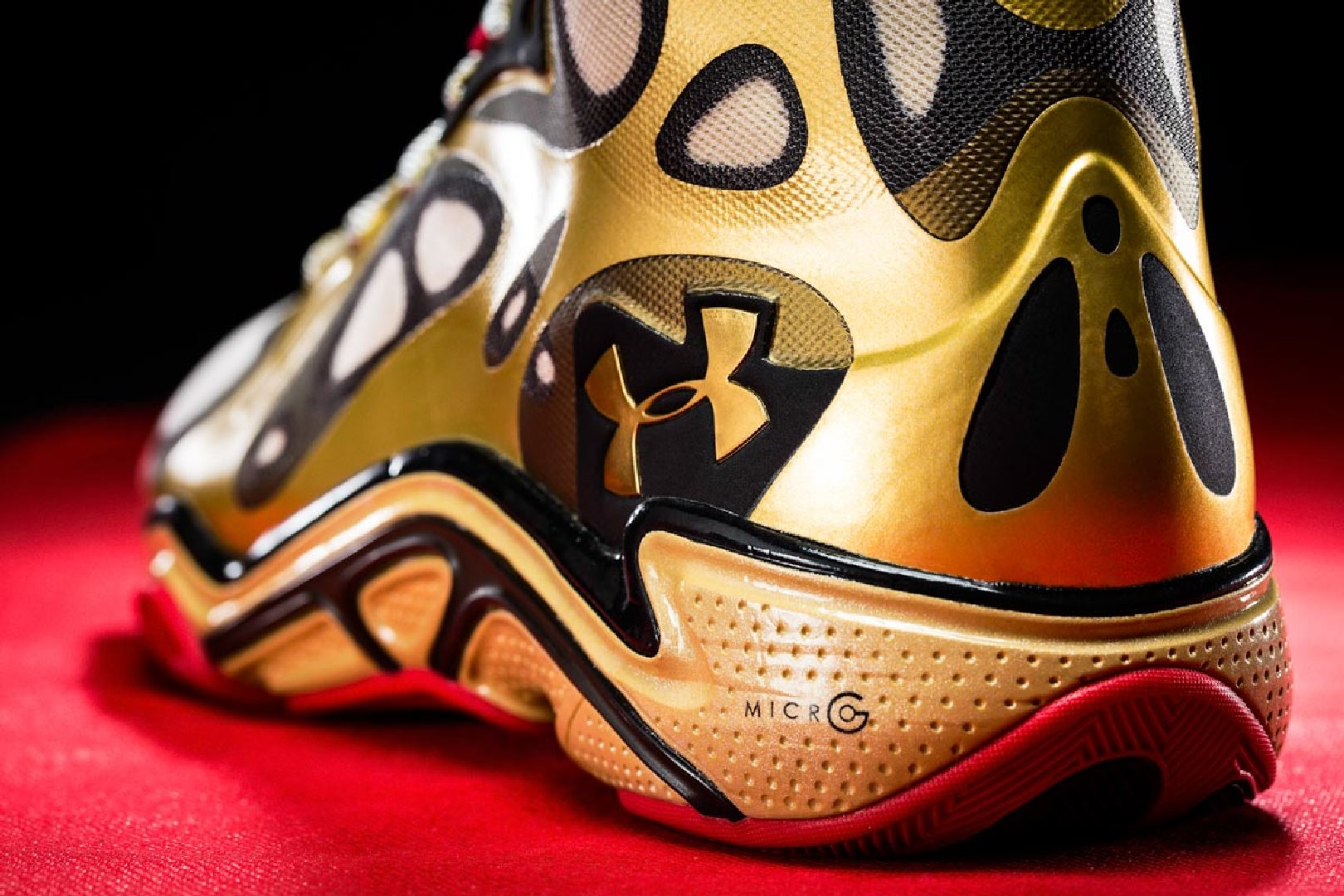 28+] Stephen Curry Shoes Wallpapers on