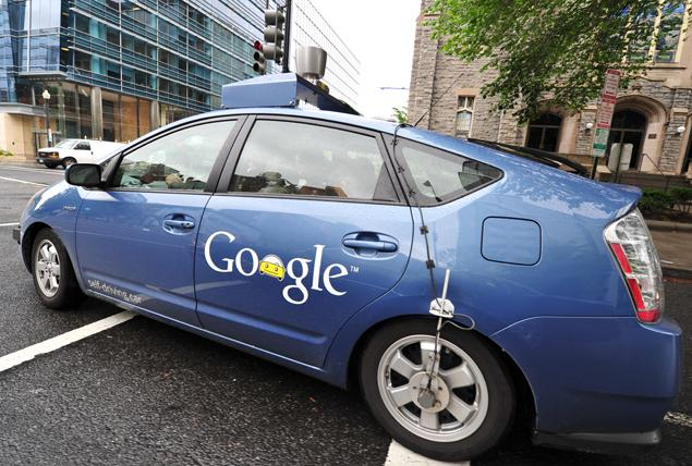 Google self driving cars will pump ads at you Audi CEO worries 635x428