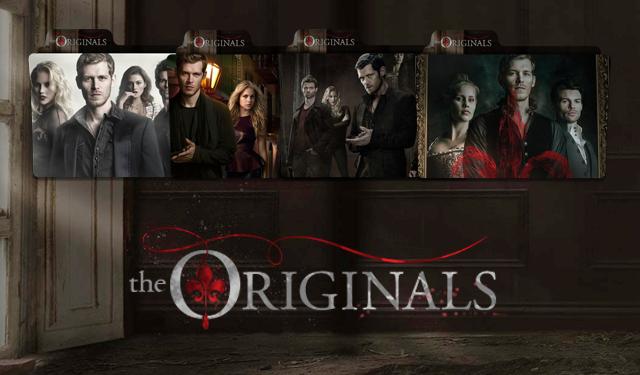 The Originals Folder Icon by iBibikov73 640x375