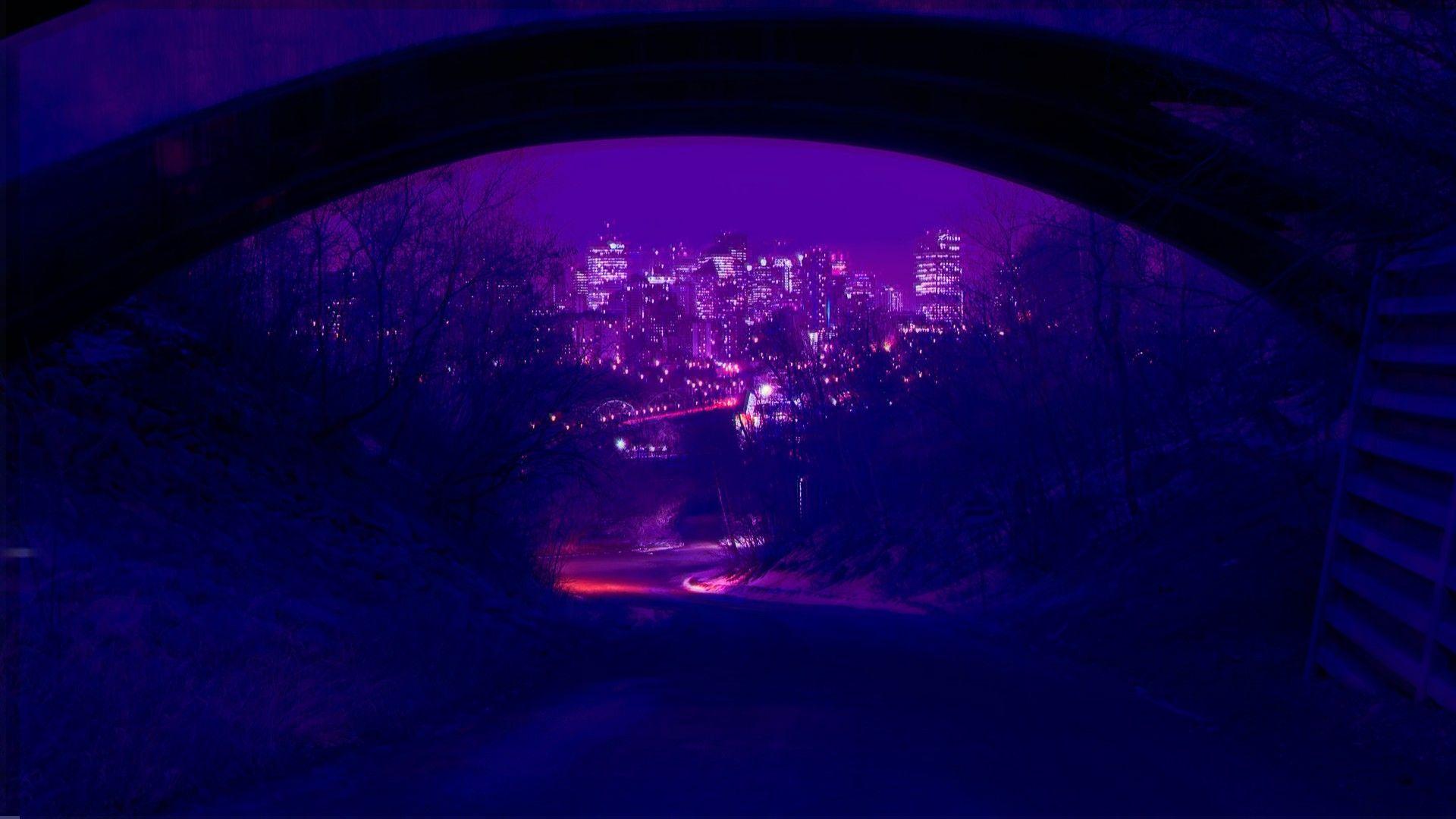 Purple Grunge Aesthetic Desktop Wallpapers   Top Purple 1920x1080