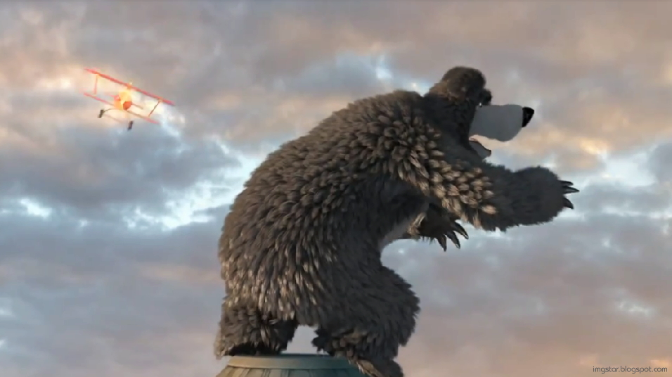 Mishka the Bear Kingkong IMGStar 956x536