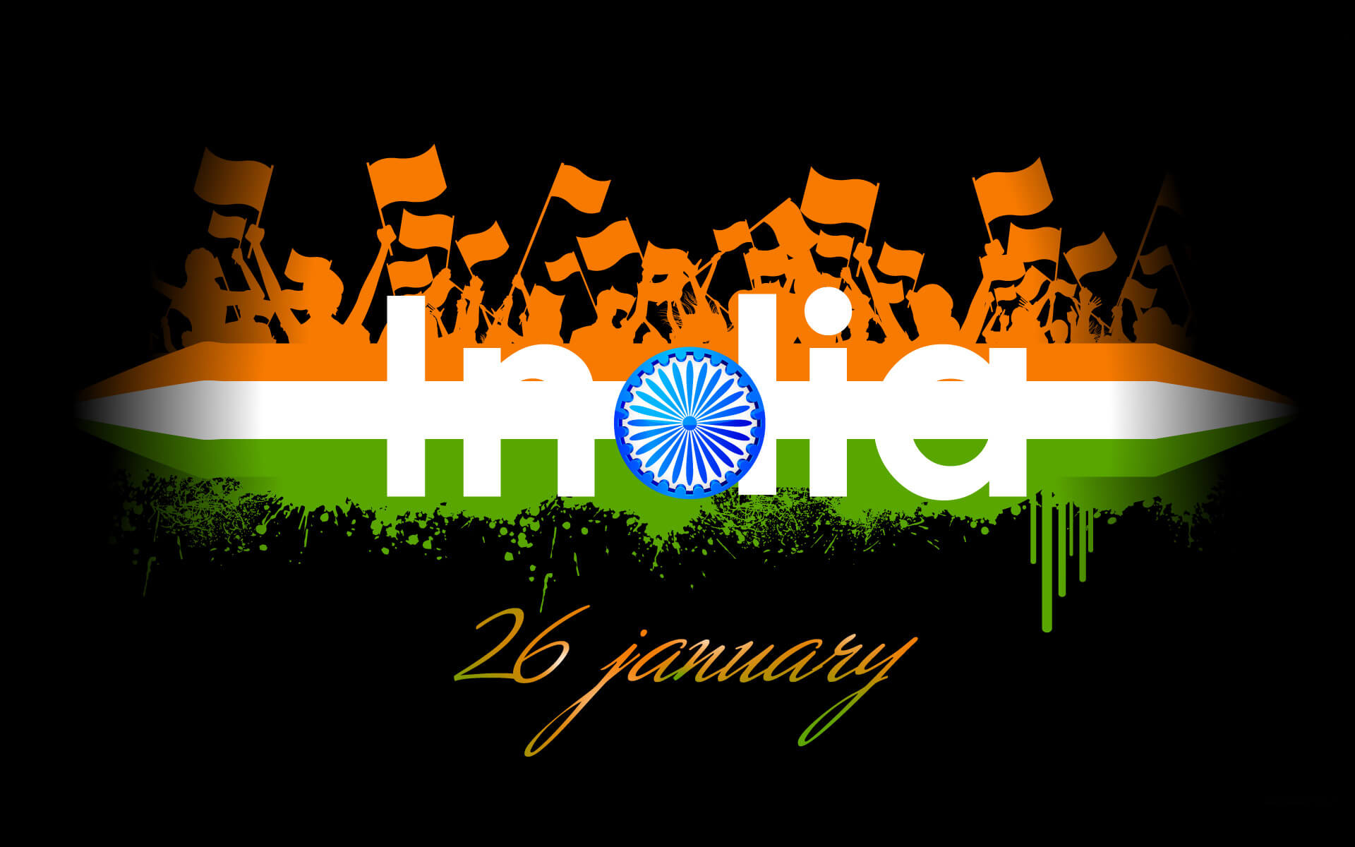 Happy Republic Day Wishes India Freedom Fighters 26 January Hd 1920x1200