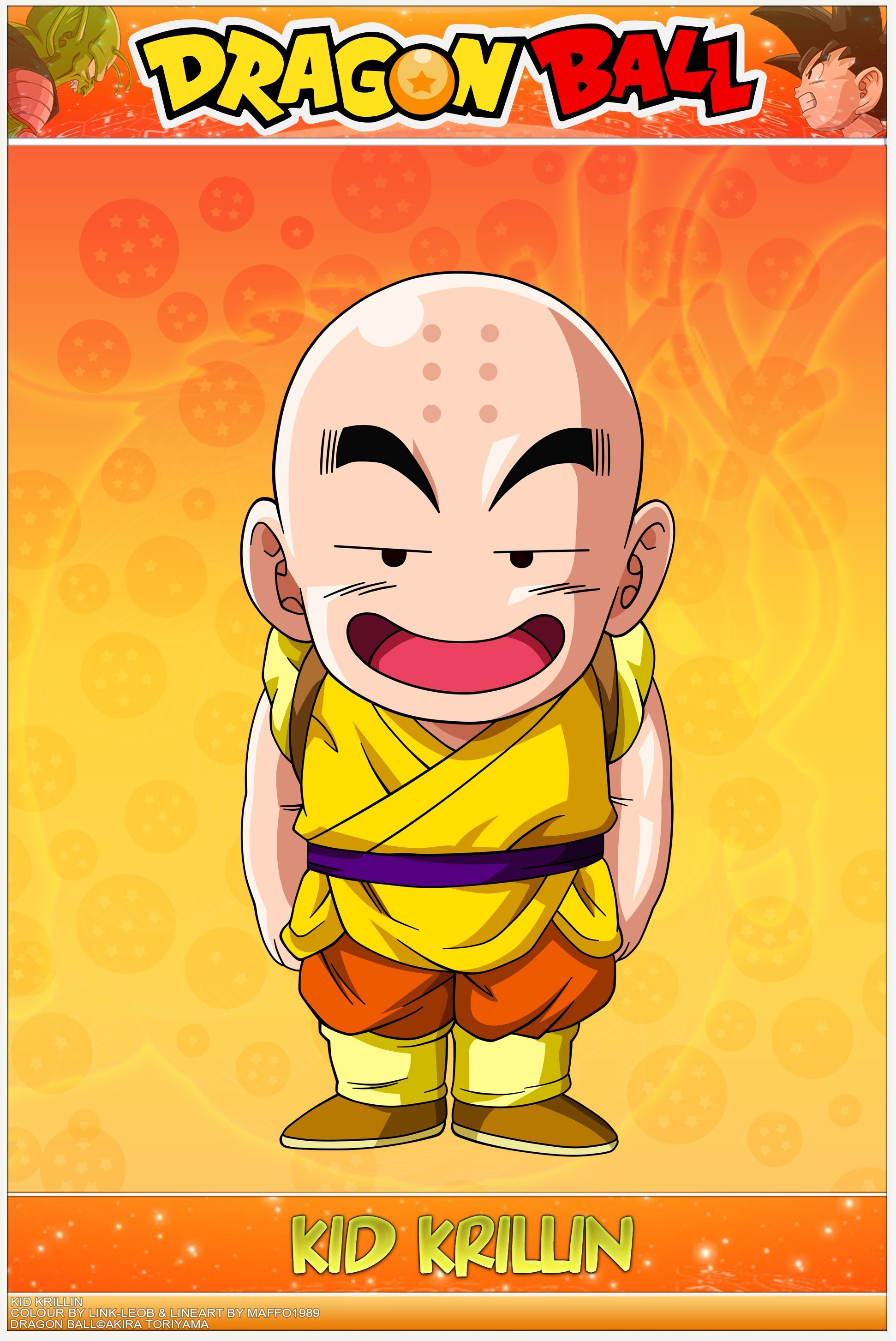 Dragon Ball Krillin wallpaper 1942x2906 309174 1942x2906