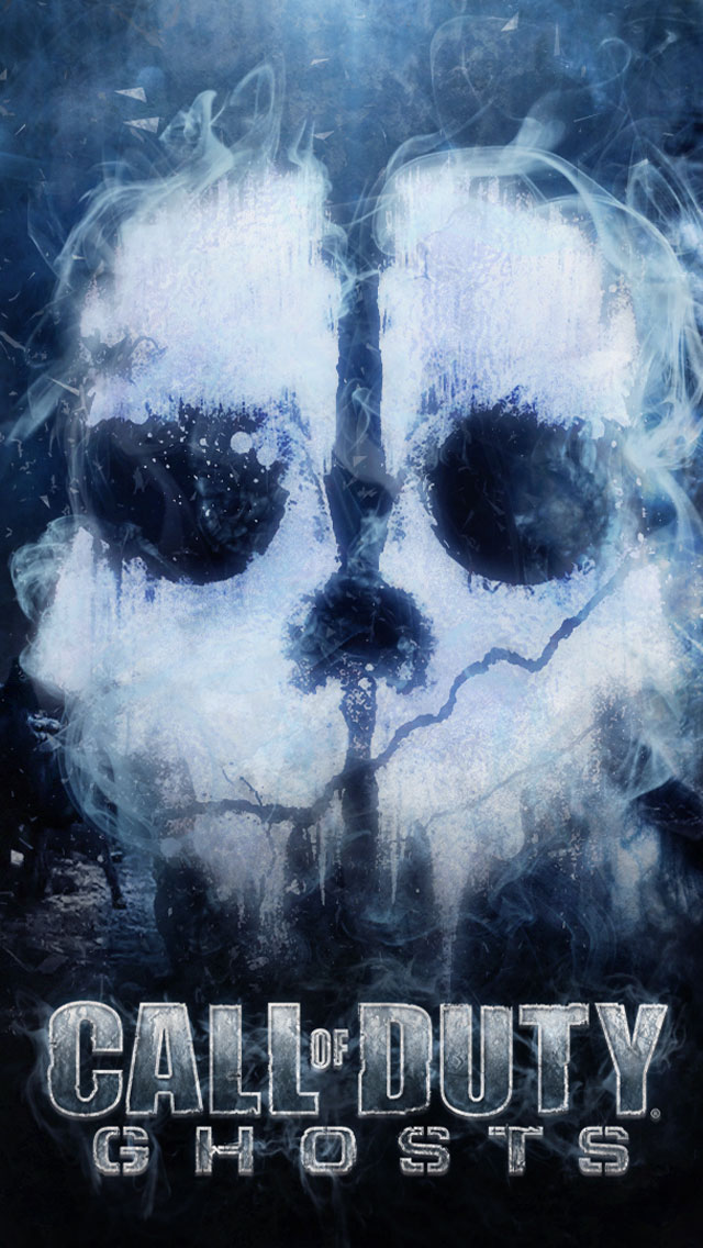 iphone 6 call of duty ghost wallpaper