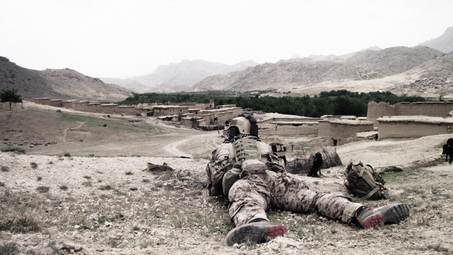 Обои для рабочего стола война афганистан
