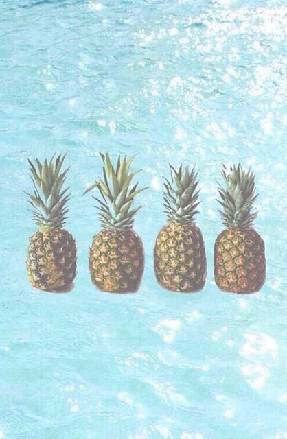 pineapple backgrounds Tumblr 418x640